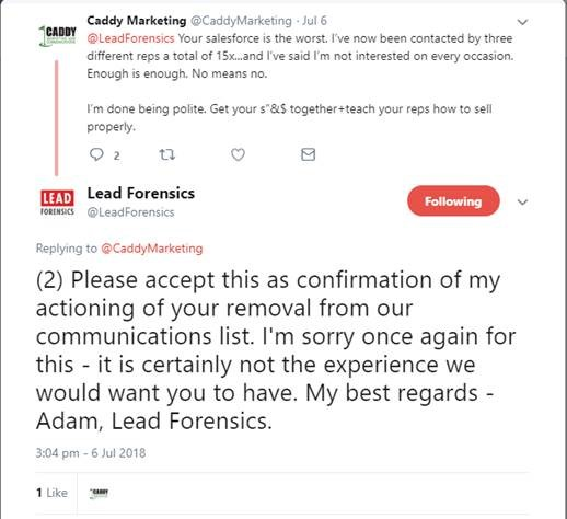 2018-07-06-Lead-Forensics-Complaint