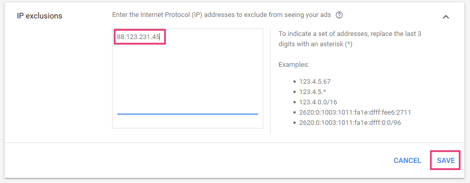 ip exclusions 3
