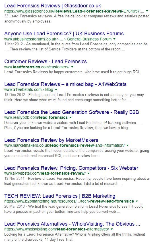 lead-forensics-reviews-2016